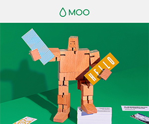 Moo email newsletter September 2014